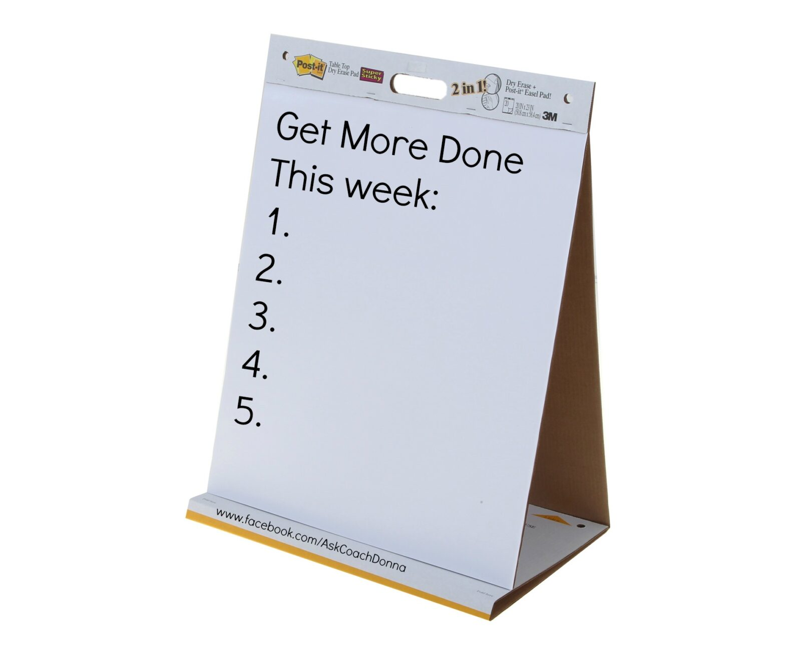 Get more done this week
