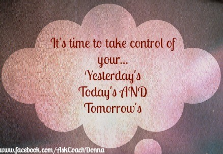 take control of your tomorrows