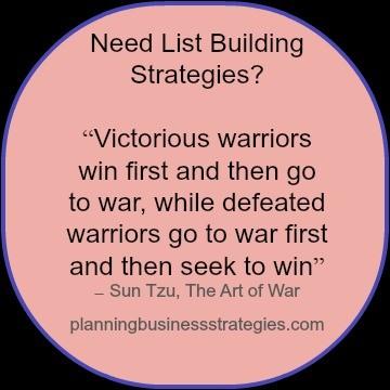 list-building-strategies