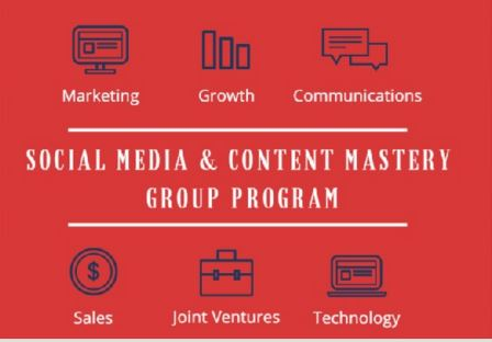 Capturesocial media master Program