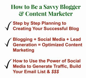 Savvy Blogging Kit Free