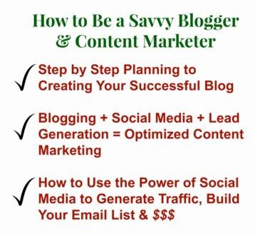 Savvy Blogging Kit Free