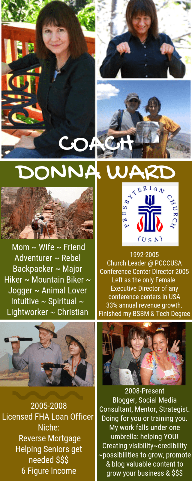 Coach Donna's Story -